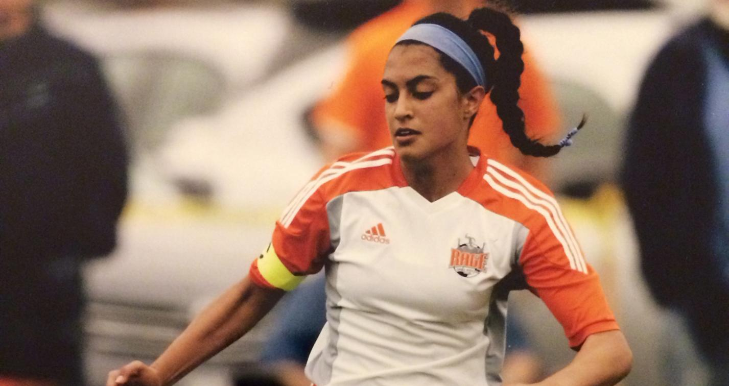 Meet the Future of Bronco Women's Soccer: Hailai Arghandiwal