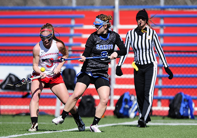 Women's Lacrosse Falls to #10 York (Pa.)