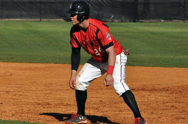 Baseball: No. 22 Berry tops Panthers in non-conference game Monday