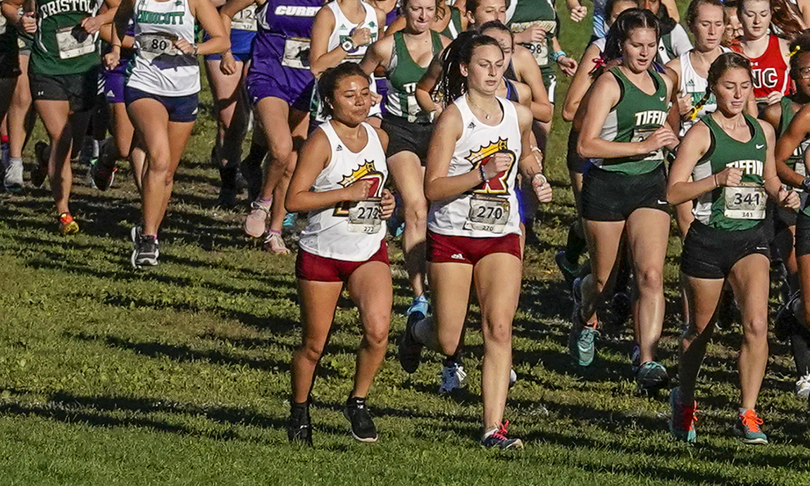 Women's Cross Country Closes Season at Regionals
