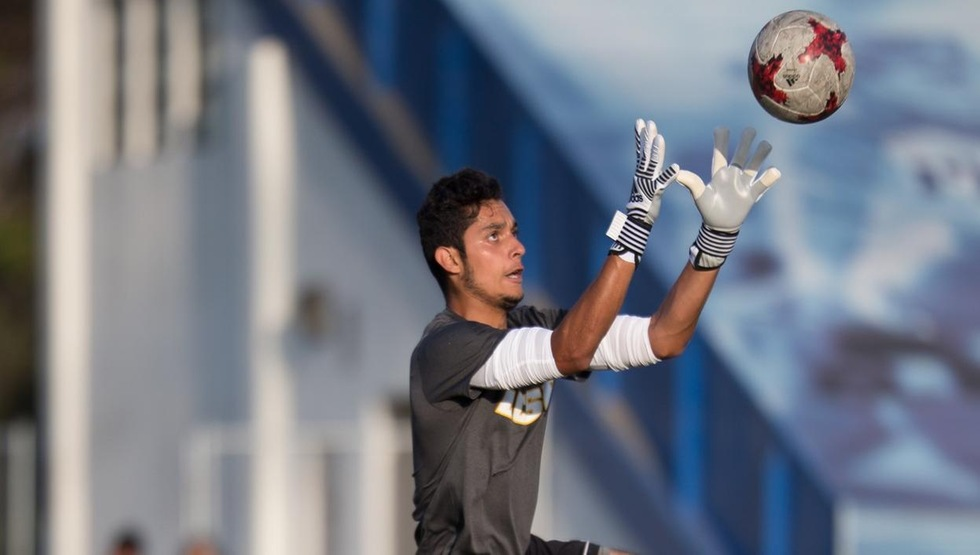 Carrillo Snags Second Big West Defensive Player of the Week Honor