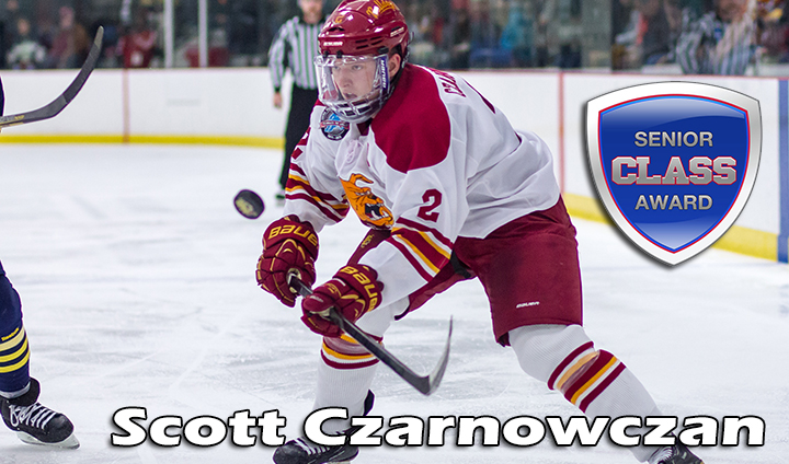 FSU Senior Captain Scott Czarnowczan A National Candidate For Senior CLASS Award