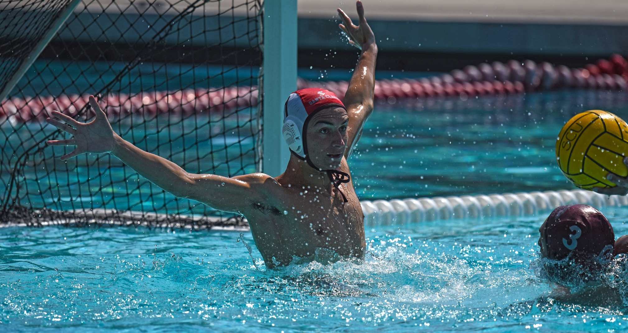 Men's Water Polo Knocks Off Brown in Saturday's Action at Princeton Invitational