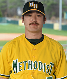 Lucas Scott, Methodist, Player of the Week