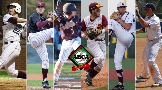 SCAC Has Six Named to ABCA All-Region Teams
