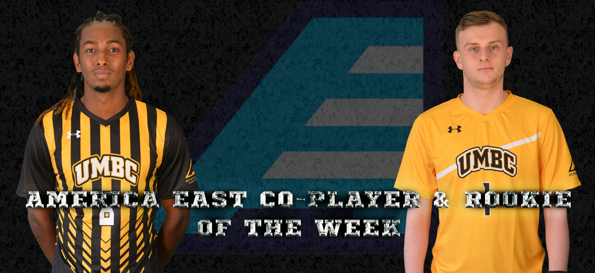 Kahsai, O'Loughlin Named #AEMSOC Co-Player and Rookie of the Week