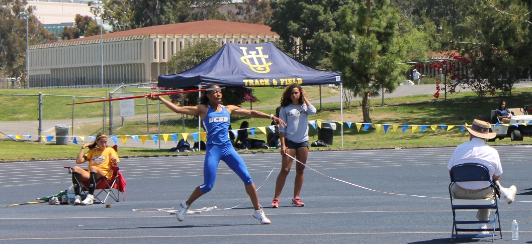 Nwaba Wins Second Big West Heptathlon Championship, Breaks 4-year Old Record