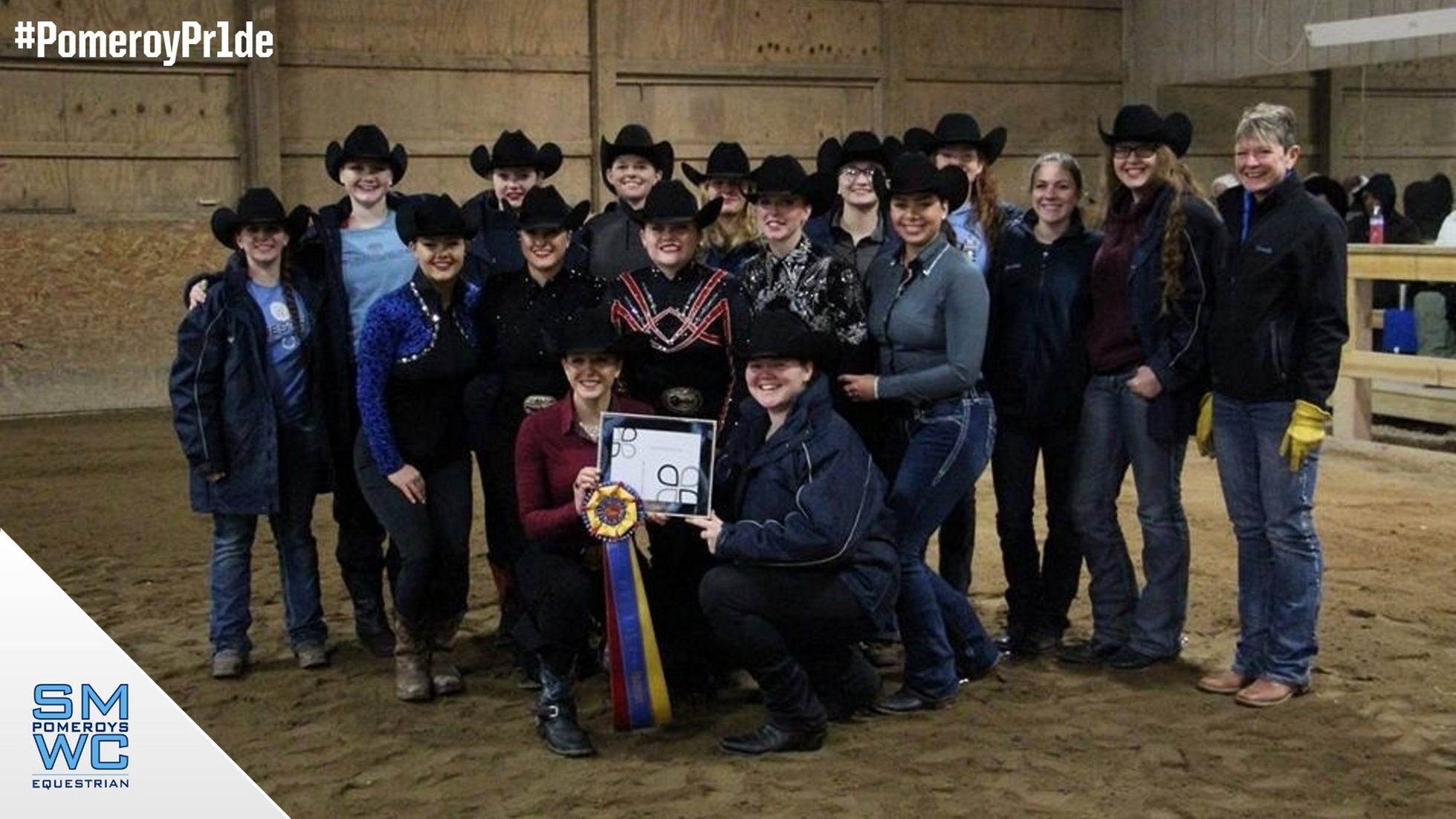 Next Stop Utah; Western Equestrian Finishes Season as High Point Team