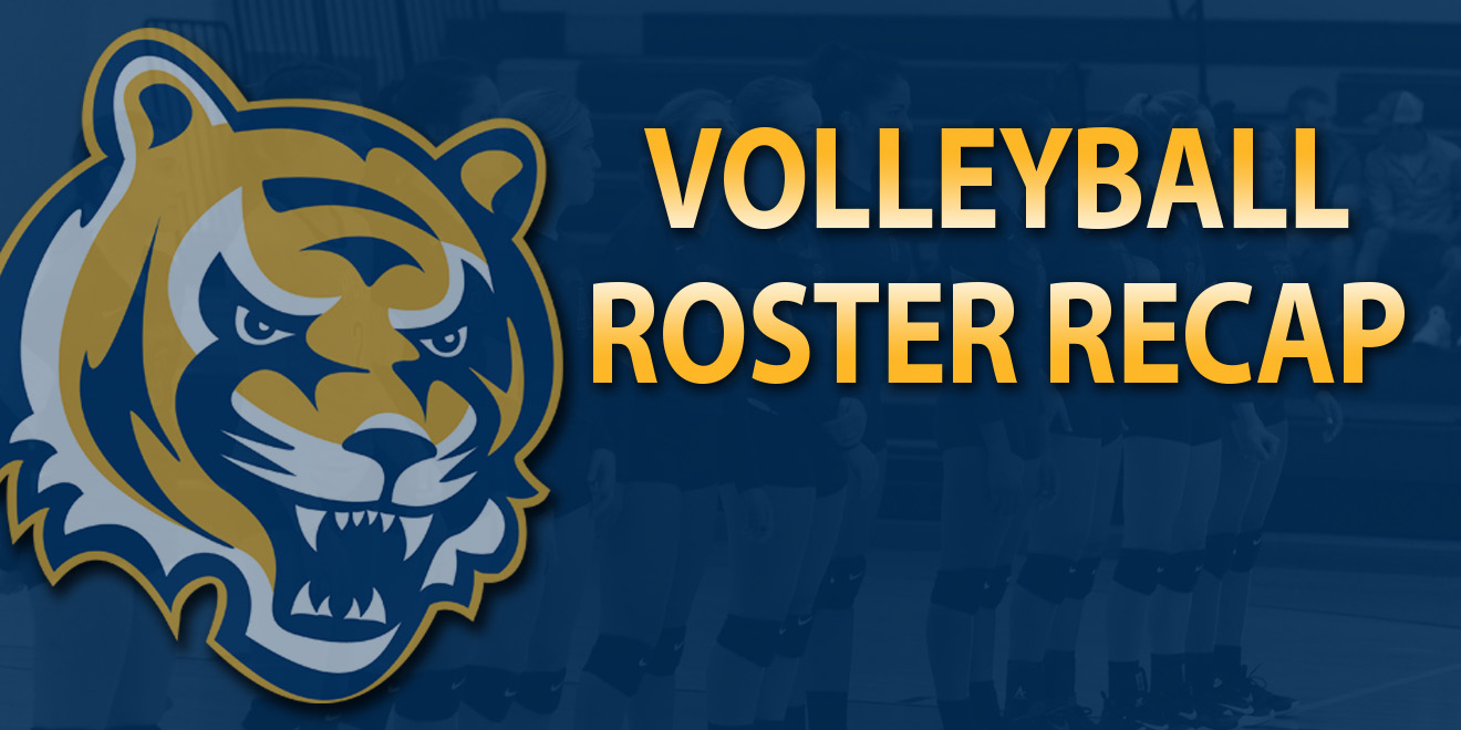 2018 Volleyball Roster Recap