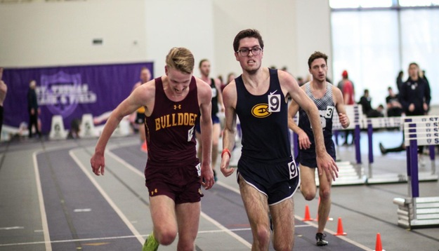 Track & Field wins four events at St. Thomas Invite