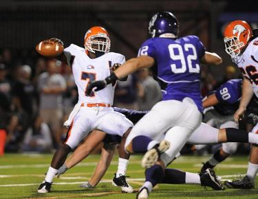 Carson-Newman gets Good as QB coach
