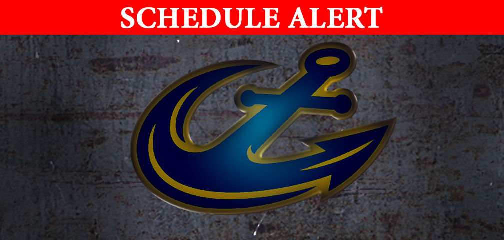 SCHEDULE ALERT: Wednesday's Basketball Doubleheader Rescheduled