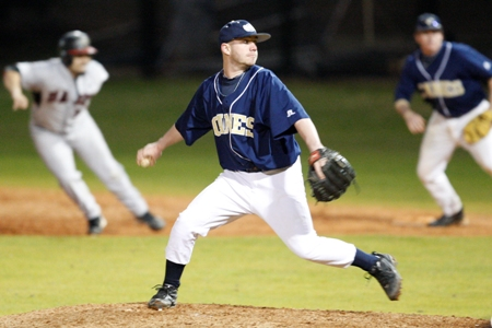Pitchers shut down Albany State in 7-0 win