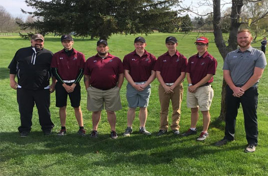 Jefferson Men's Golf 2