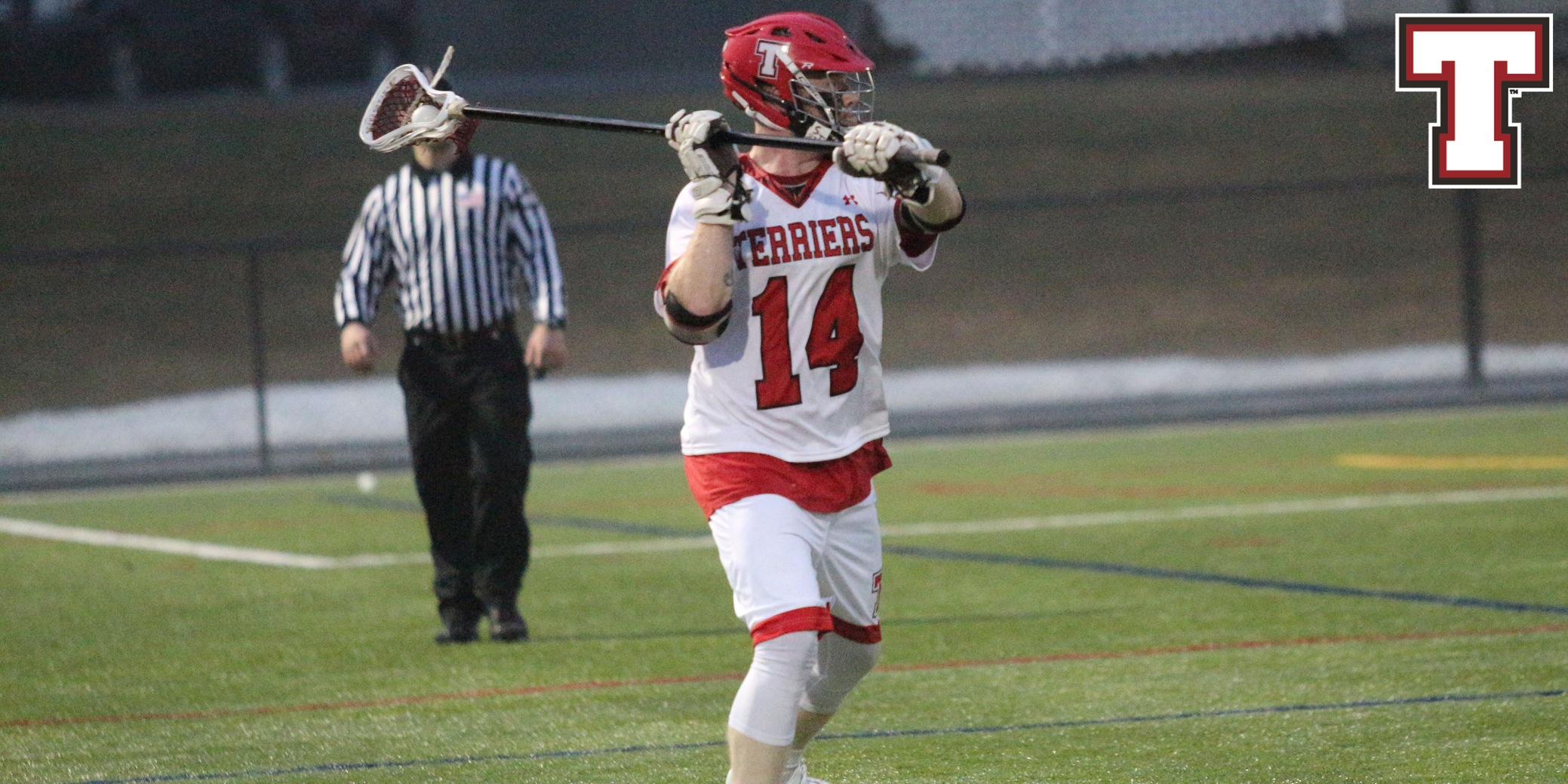 Men's Lacrosse Bows Out of NAC Playoffs With Loss at Lyndon