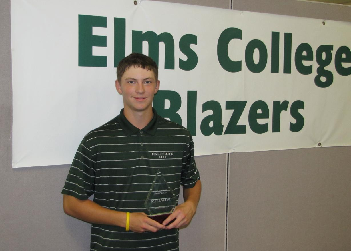 Men's Golf Wins Blazers Invitational