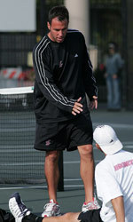 Two Top Men's Tennis Recruits Sign