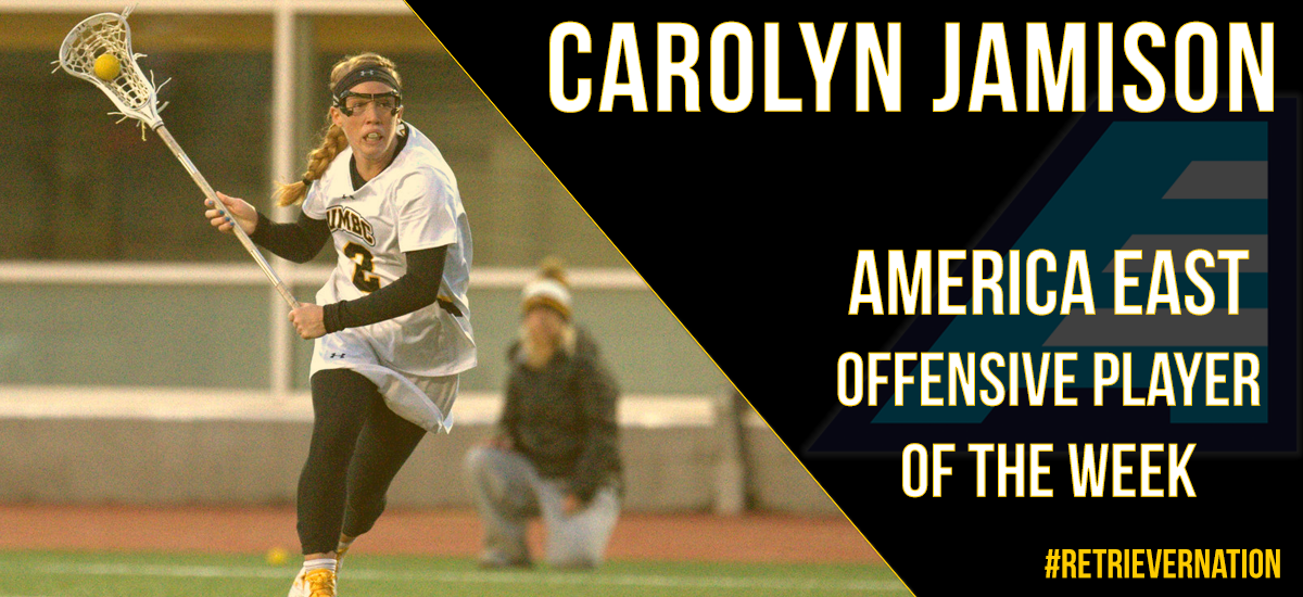 Jamison Tabbed #AEWLAX Offensive Player of the Week