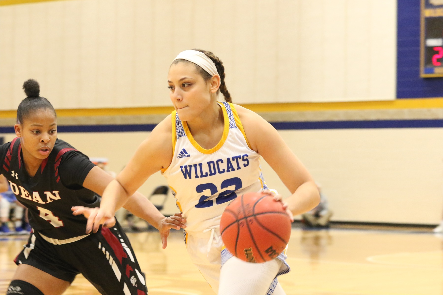Women's Basketball Beats Norwich 61-56 to Start GNAC Play