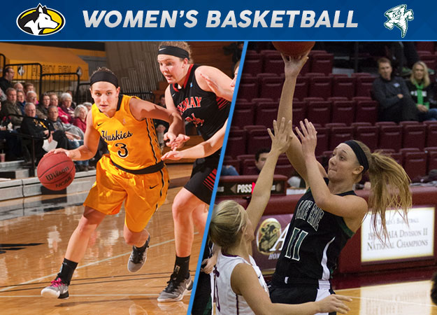 Michigan Tech's Anderson, Lake Erie's Gabor Collect GLIAC Hoops Weekly Honors
