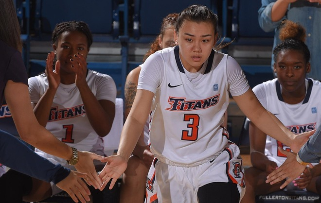 Titans Fall to Gauchos on the Road with Short-Handed Rotation