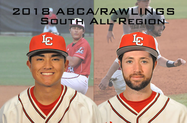 Baseball: Gibson Bittner and James Poropatic named to ABCA/Rawlings South All-Region team