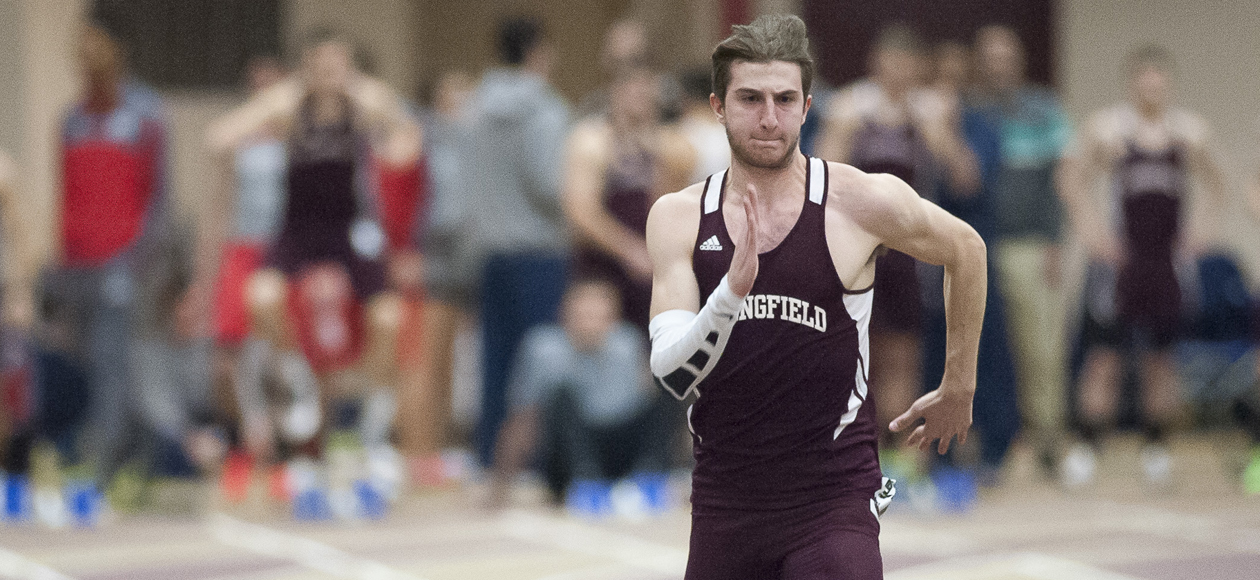 Men's Track and Field Closes Indoor Regular Season at Boston University Valentines Invitational
