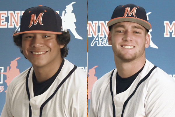 NTJCAC Baseball Players of the Week (March 18-24)