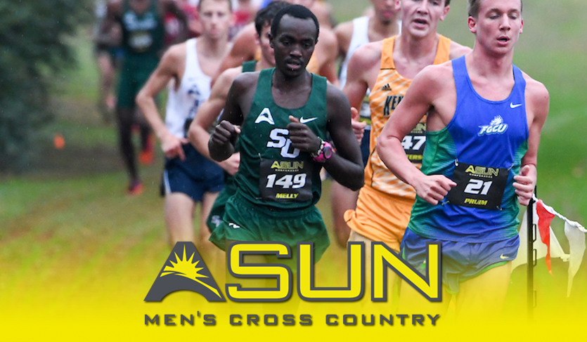 Melly Breaks Stetson 8K Record; Garners #ASUNXC Weekly Runner Award