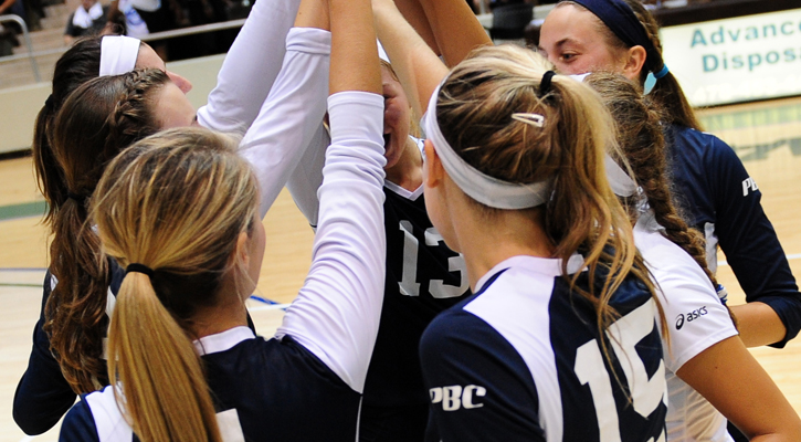 Bobcat Volleyball Falls in Three at GRU Augusta
