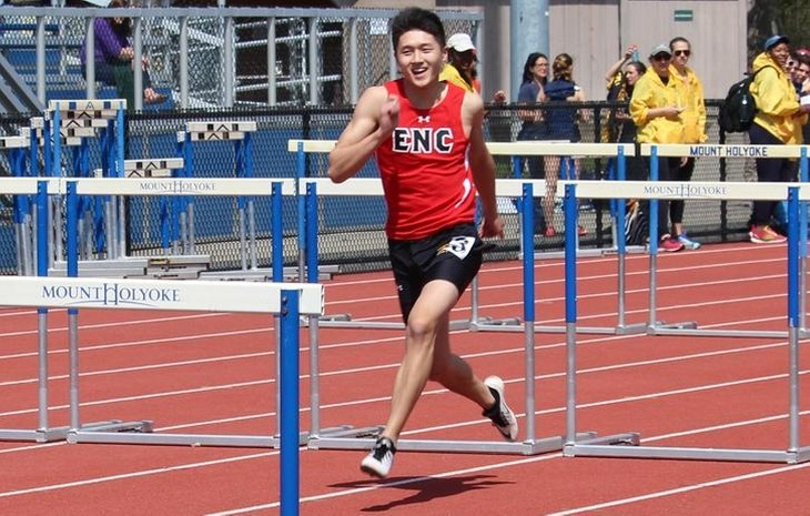 Men's Track & Field Secures Sixth-Place Finish at Mount Holyoke Spring Fling
