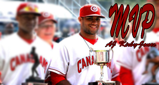 Kirby-Jones named MVP by Vancouver after his performance this summer