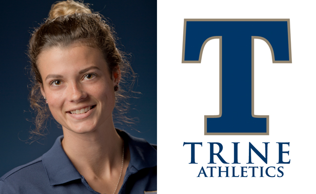 Hannah Oberdiek Joins Trine Cross Country and Track & Field Coaching Staff