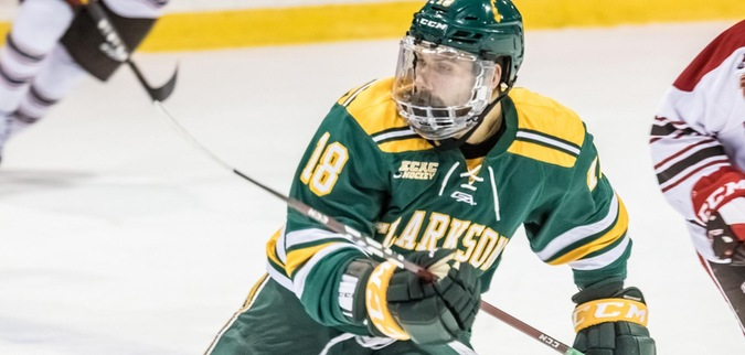 Clarkson gains key league points in win over Colgate