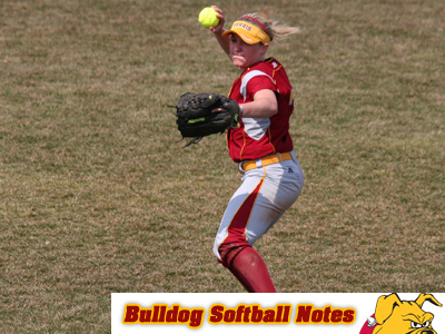 Six Ferris State Softball Home Games On Tap This Weekend