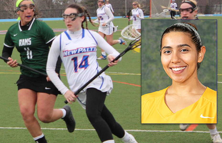 Bovich, Sanchez tabbed as SUNYAC Women's Lacrosse Athletes of the Week
