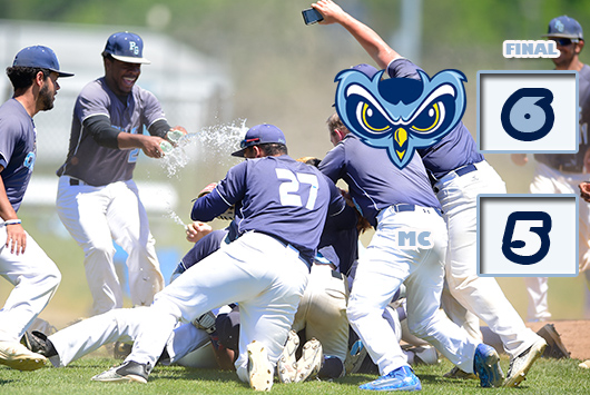 We Are The Champions: Prince George's Baseball Takes NJCAA Division III Region Title With 6-5 Win Against Montgomery