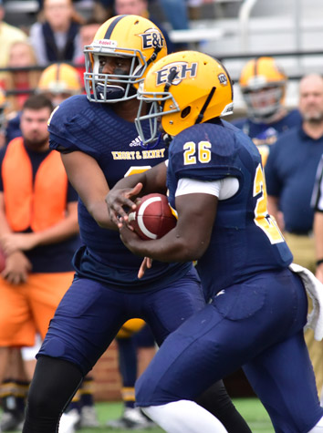 Emory & Henry Football Releases 2016 Schedule