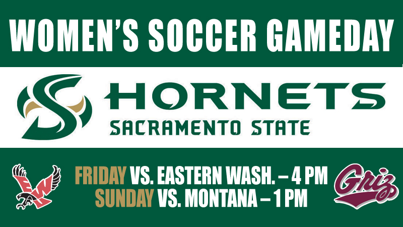 Women's soccer plays its first Big Sky Conference home games of 2012 this weekend.