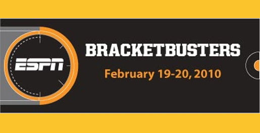Golden Eagles to participate in 2010 BracketBuster game