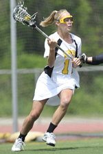 Emily Coady led UMBC with 35 goals last season.