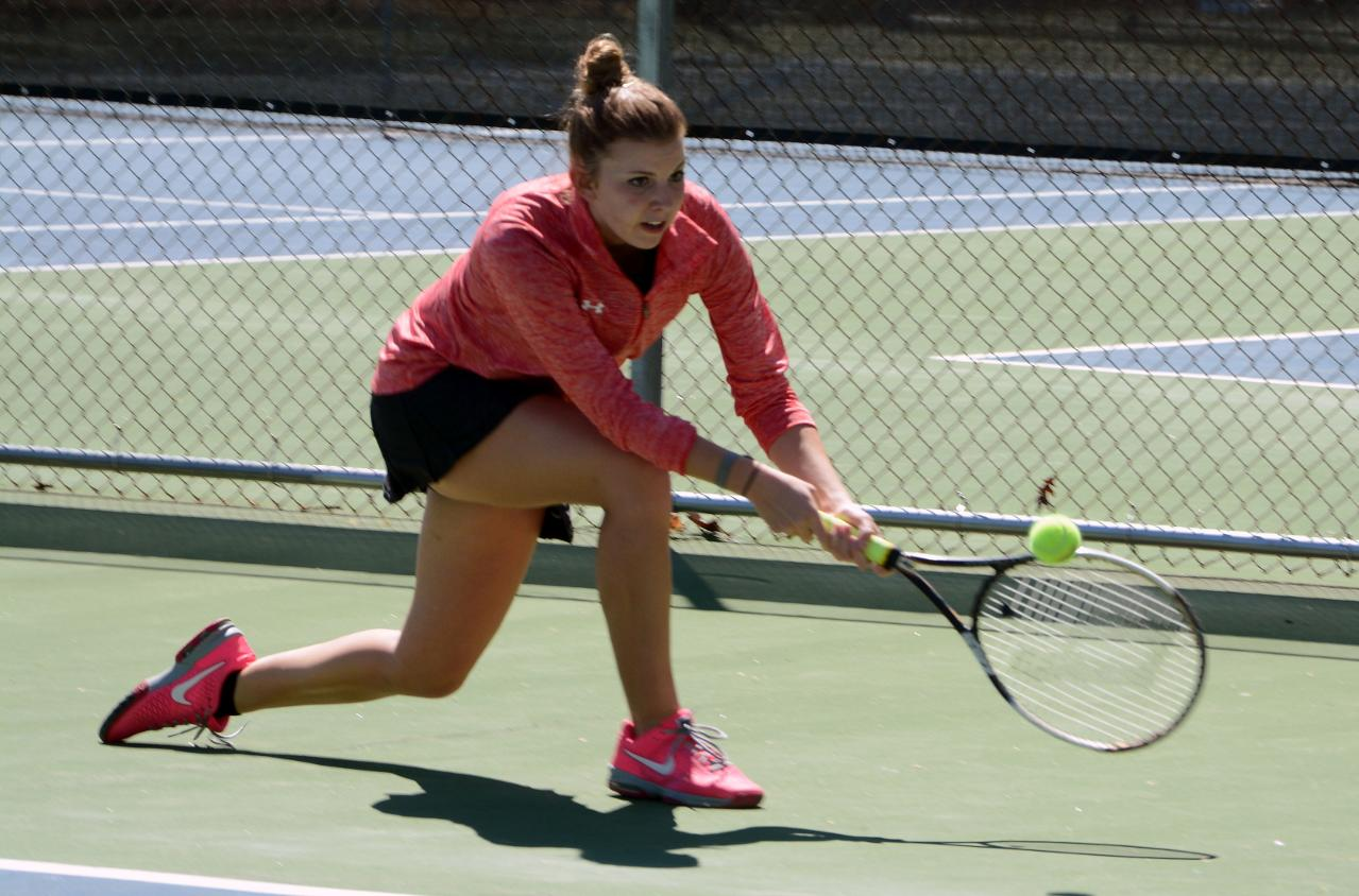 Women's Tennis: Panthers sweep past Averett in USA South match