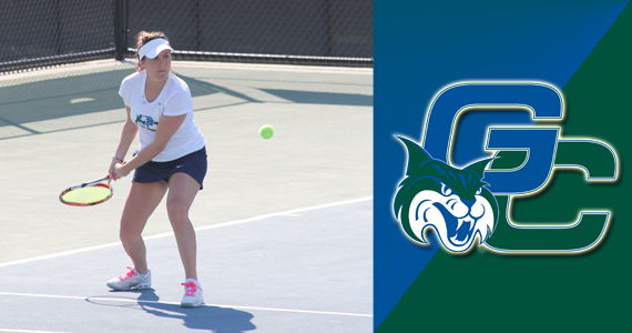 GC Women's Tennis Moves to #16 in Nation
