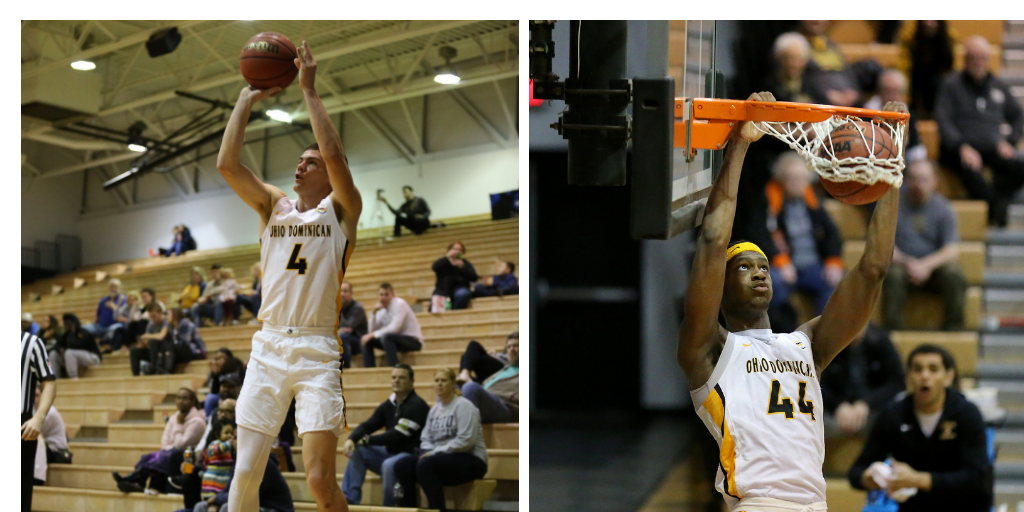 Hickey and Varence Each Score 1,000th Career Points in Win Over Trevecca