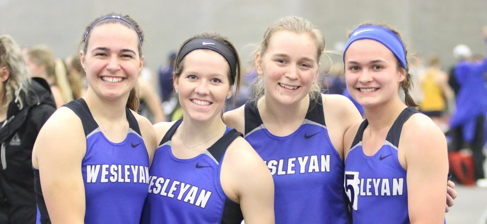 Tiger track and field competes at GPAC Championships