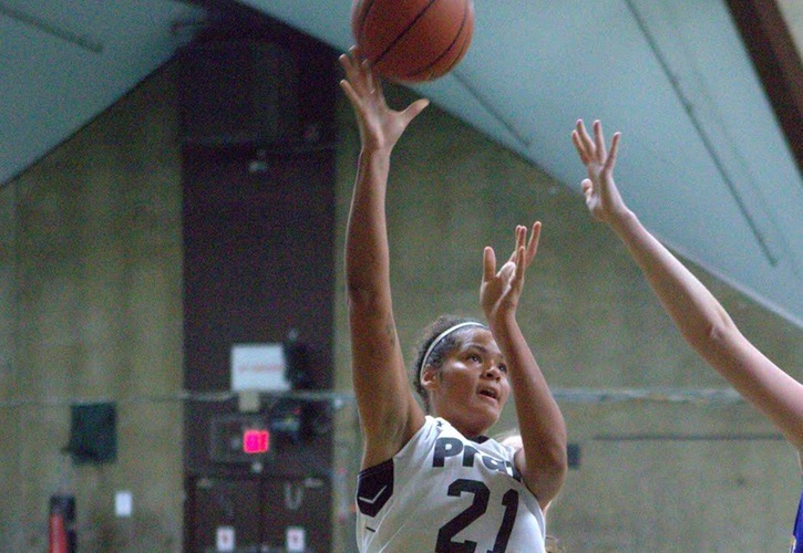 Women's Basketball: Pratt 55, Albany Pharmacy 45