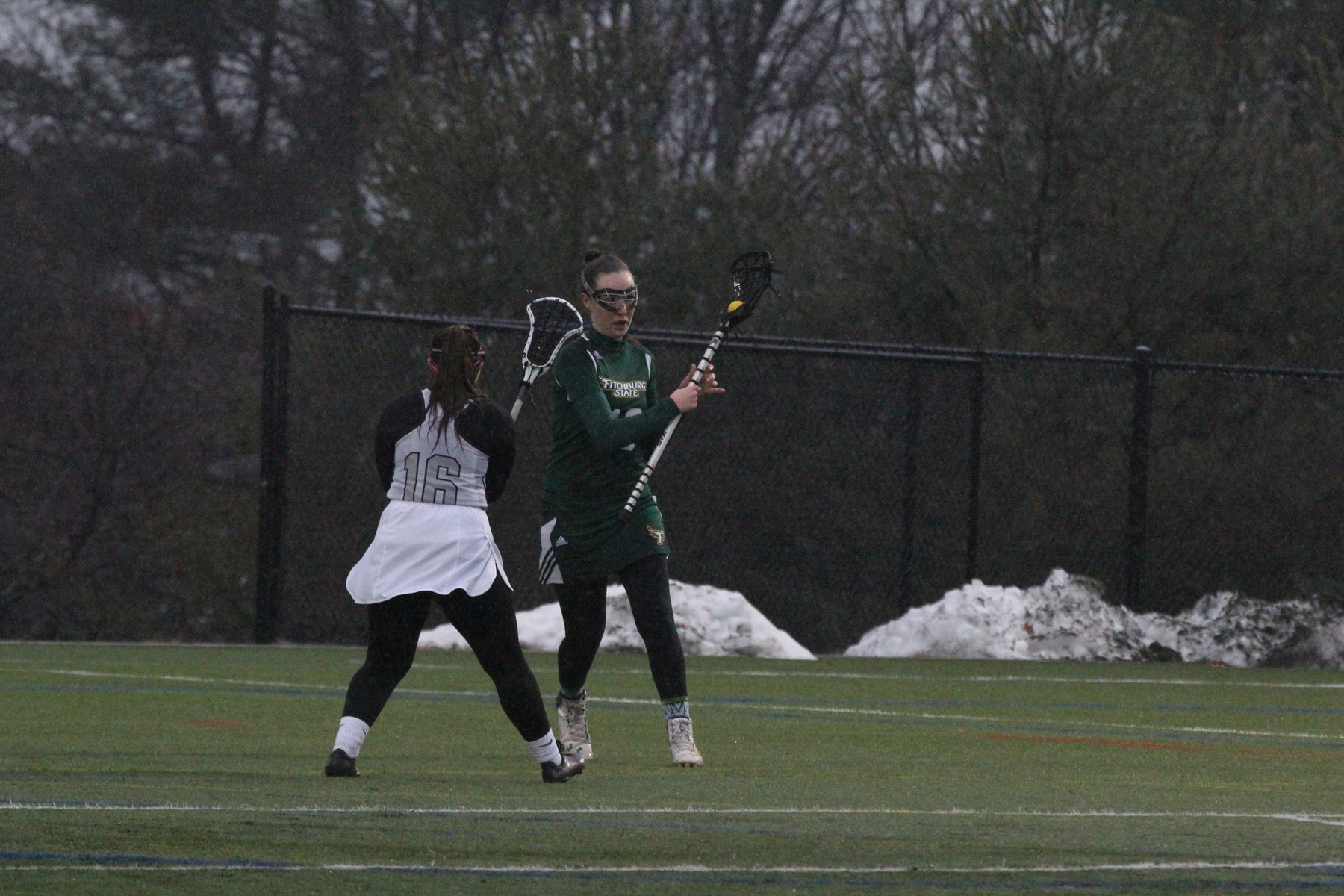 Fitchburg State Holds Off Rivier, 10-6