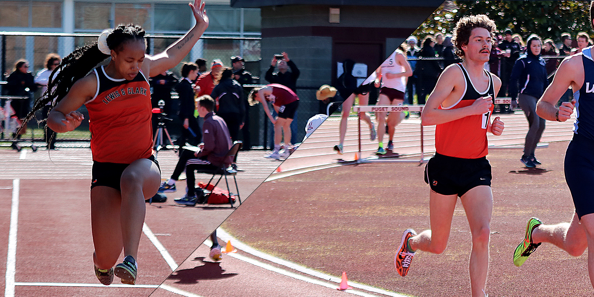 Outdoor season begins for Pios at Ed Boitano Invitational