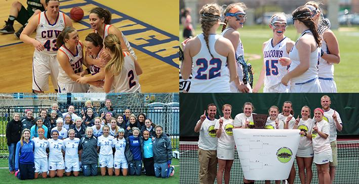 2015-16 Stories of the Year (No. 2): Women's Teams post impressive year