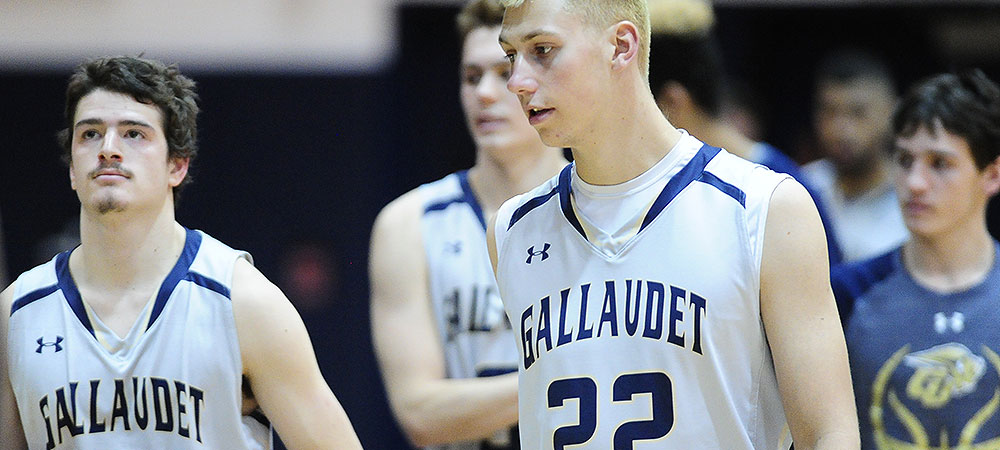 Gallaudet suffers first conference loss of the season at Morrisville State